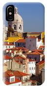 Lisbon View IPhone Case
