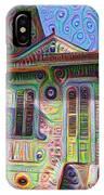Little House On Bourbon Street IPhone Case