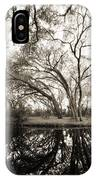 Live Oak Reflections IPhone Case