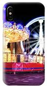 London Christmas Markets 15 IPhone Case