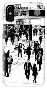 London Commuter Art IPhone Case