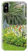 Longwood Gardens Conservatory  IPhone Case