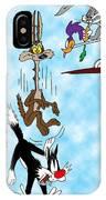 Looney Tunes IPhone Case