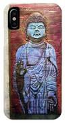 Lord Buddha  IPhone Case