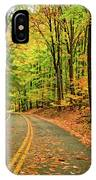 Lost In Pennsylvania - Paint IPhone Case
