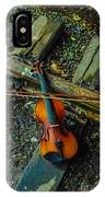 Lost Violin IPhone Case