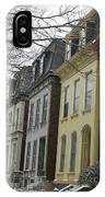 Lovely Ladies In Lafayette Square  IPhone Case