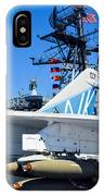 Ltv A-7 Corsair II  IPhone Case