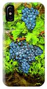 Lucious Grapes IPhone Case