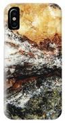 Macro Rock IPhone Case