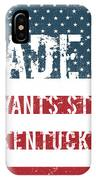 Made In Bryants Store, Kentucky IPhone Case