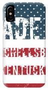 Made In Mitchellsburg, Kentucky IPhone Case