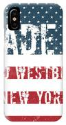 Made In Old Westbury, New York IPhone Case