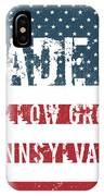 Made In Willow Grove, Pennsylvania IPhone Case