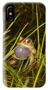 Male Toad IPhone Case