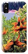 Manitoulin Shores IPhone Case