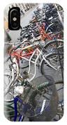 Many Bikes IPhone Case