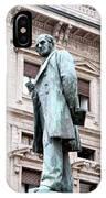 Manzoni Statue IPhone Case