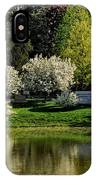 Mary Baker Eddy Memorial IPhone Case