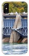 Melton Hill Dam IPhone Case