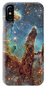 Messier 16, The Eagle Nebula In Serpens IPhone Case