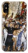 Mexico: 1810 Revolution IPhone Case