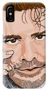Mickey O IPhone Case