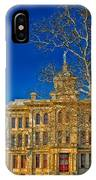 Milam County Courthouse IPhone Case