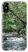 Minnehaha Creek IPhone Case