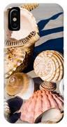 Mix Group Of Seashells IPhone Case