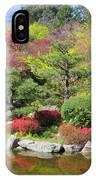 Momiji Gardens IPhone Case