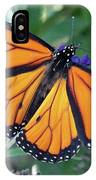 Monarch - Perfection IPhone Case