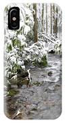 Monongahela National Forest IPhone Case