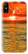 Moorea Sunset IPhone Case