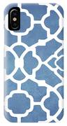 Moroccan Blues IPhone Case