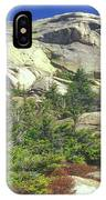 Mount Chocorua Granite Summit IPhone Case