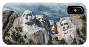 Mount Rushmore II IPhone Case
