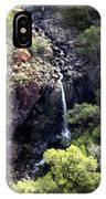 Mountain Cascade IPhone Case