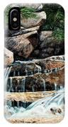 Mountain Stream IPhone Case