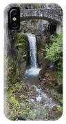 Mountain Waterfall IPhone X Case