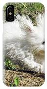 My Dog IPhone Case
