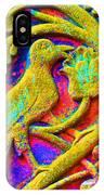 Mythical Bird. IPhone Case