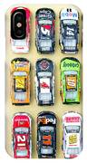 Nascar Collection IPhone Case