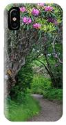 Nature's Tunnel IPhone Case