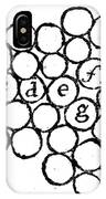 Newtons Principia, Laws Of Motion, 1687 IPhone Case