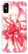 Nice Carnation IPhone Case