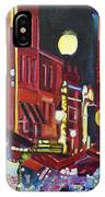 Night Market IPhone Case