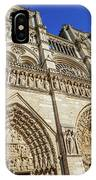 Notre Dame Paris IPhone Case