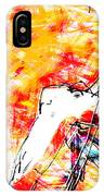 Nude, Love IPhone Case