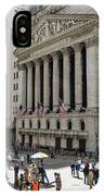 Nyse IPhone Case